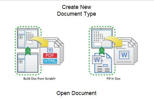 انتخاب فایل ورد ویژال پارادایم شناسنامه فرآیند